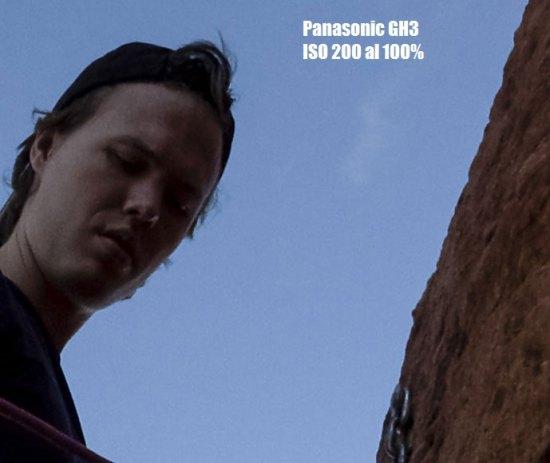 Pansonic GH3 High Sample