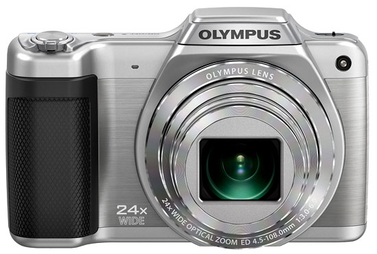 Olympus Stylus SZ-16 and SZ-15