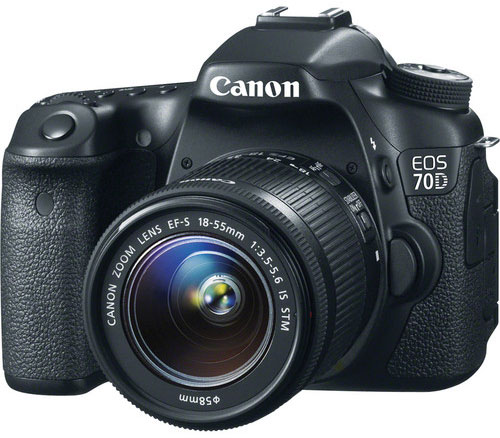 canon 70d announced price press release full specification and images new camera. Black Bedroom Furniture Sets. Home Design Ideas