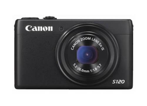Canon S120 image