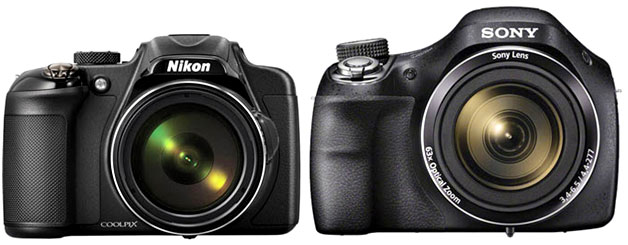 Nikon-P600-vs-Sony-H400-2