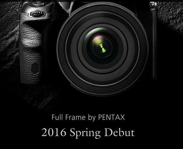 Pentax FF camera image