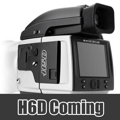 Hasselblad H6D Camera