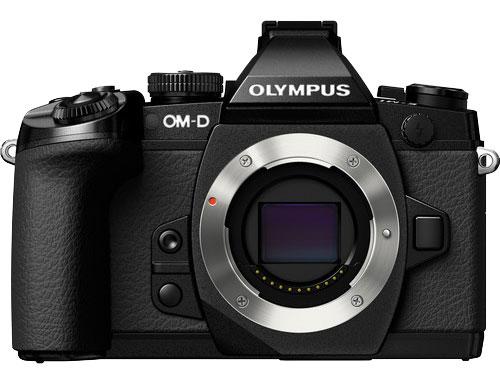 Olympus E-M1 Mark II image