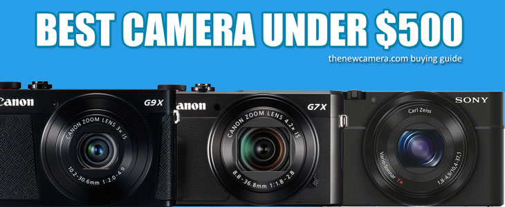 Best camera under $500