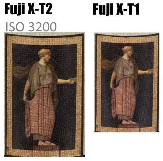 Fuji X-T2 vs X-T1 High ISO Test ISO 3200