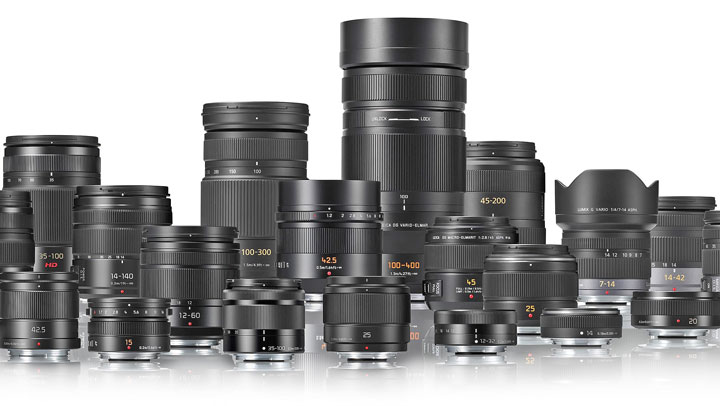 List of Panasonic Lenses coming