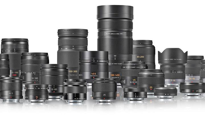 List of Panasonic Lenses coming