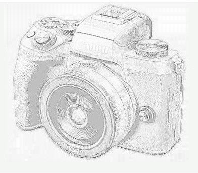 canon mirrorless image sketch