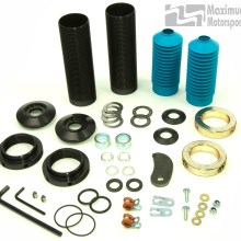 MM Mustang Coil-Over Kit, Front, Bilstein and MM Struts, 1979-04