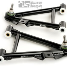 MM Reverse-offset Front Control Arms, 1979-93 Mustang