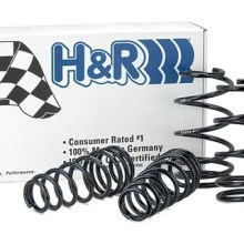 H&R Mustang Super Race Springs, 1979-2004 Mustang
