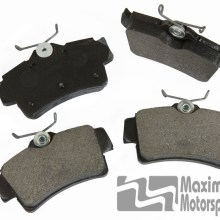 Hawk Brake Pads, 1994-04 Mustang Cobra, rear