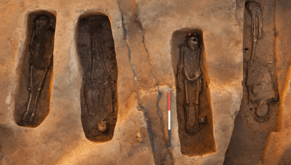 Smithsonian and Jamestown Rediscovery Partner to Reveal Identities of Four Lost Leaders of Jamestown