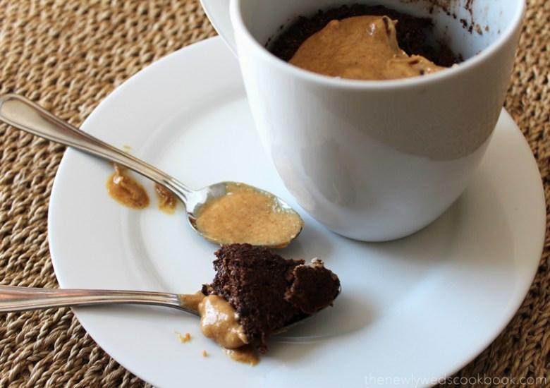 Paleo Peanut Butter Cake III