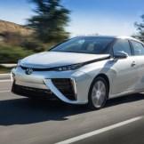 hydrogen refueling infrastructure