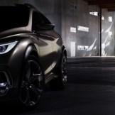 Infiniti QX30 Concept
