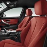2016 BMW 4 Series seats