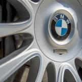 2016 BMW 6 Series Wheel Logo