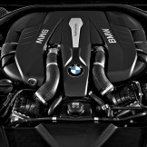 2016 BMW 7 Series Engine