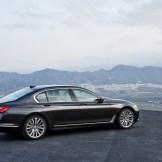 2016 BMW 7 Series Exterior