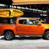 Chevrolet Colorado Exterior 3