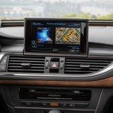 2016 Audi A7 Infotainment