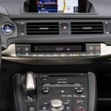 2016 Lexus CT Hybrid interior