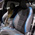 Hyundai Veloster Rally Edition interior