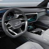 Audi e-tron quattro concept Frankfurt