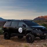 2015 SEMA Toyota Ultimate Utility Vehicle