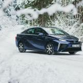 Toyota Mirai arrives in Norway and Sweden
