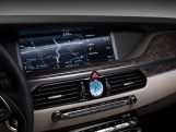 2017 Genesis G90 model overview infotainment touch screen