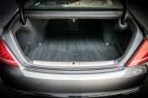 2017 Genesis G90 model overview vehicle trunk