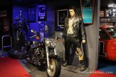 Hollywood Star Cars Museum Gatlinburg Attraction review information famous movie TV vehicles Terminator Motorcycle