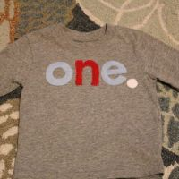 How to DIY a first birthday shirt (no sewing machine required)