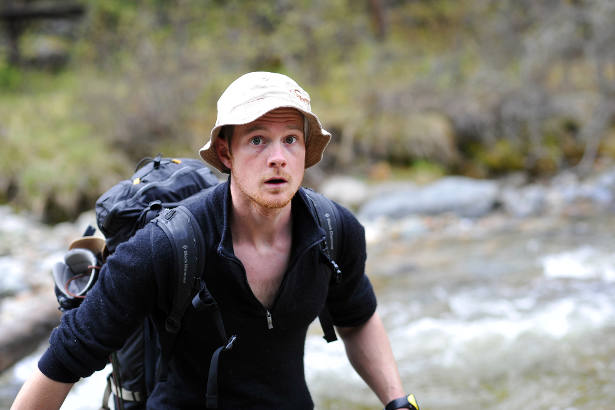 Tim Moss - Climbing in Siberia