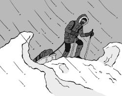 How To Get To The North Pole (Illustration: www.jimshannon.net)