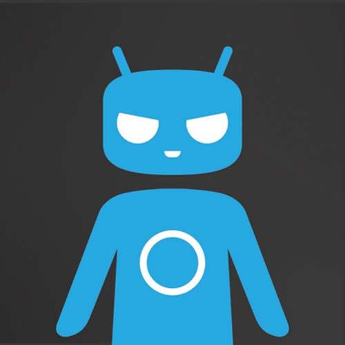 CyanogenMod's logo changed in early 2012 termed as Cid