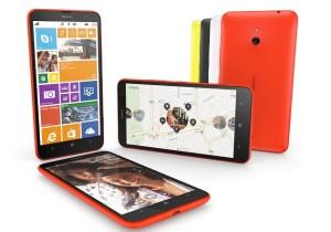 Lumia-1320 smartphones