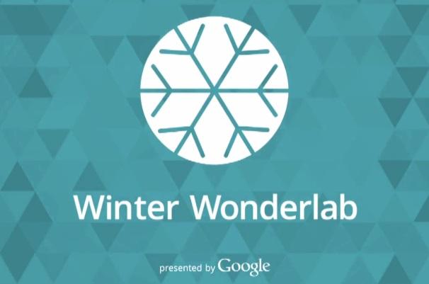 """Google opening popup stores """"Winter Wonderlabs"""" in 6 U.S. cities."""