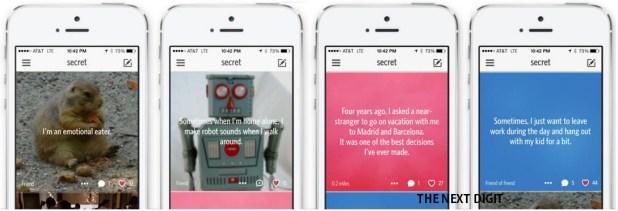 secretly-app-screenshot