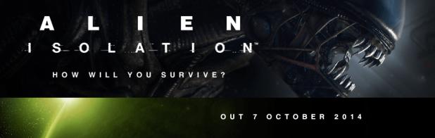 Alien Isolation (SEGA) october 2014