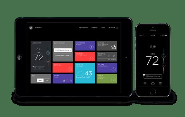 ecobee-thermostat-app