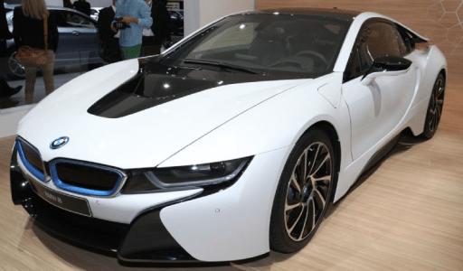 BMW working on the nextGen i8 plug-in hybrid supercar