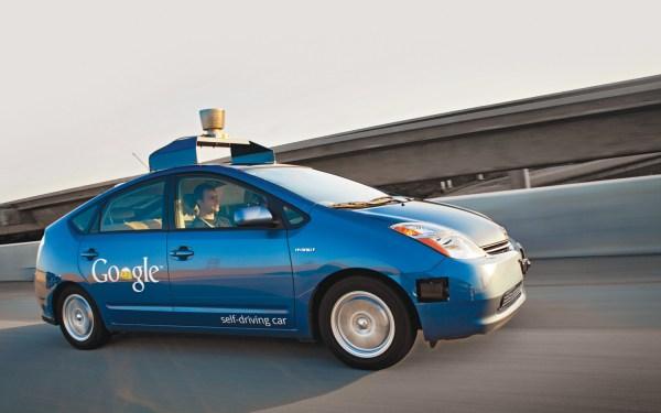 """""""Google's driverless car technology"""""""