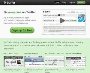 bufferapp 300x245 15 Cool Twitter Tools You Can Try