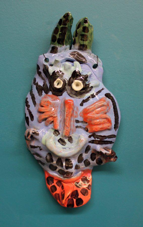 erin lepine cat mask
