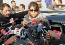 After winning her berth in the state Assembly Chief Minister,Mehbooba Mufti,is faced with another challenge, the challenge from Pakistan trained militants who are on the prowl in the Kashmir valley.