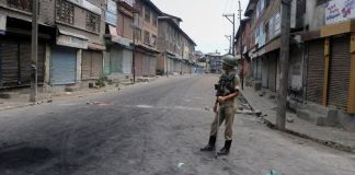 Uneasy calm in Kashmir Valley, death toll rises to 43